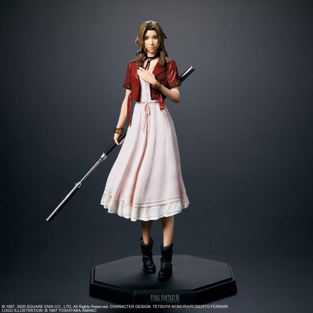 Final Fantasy VII Remake PVC Statue Aerith 21 cm
