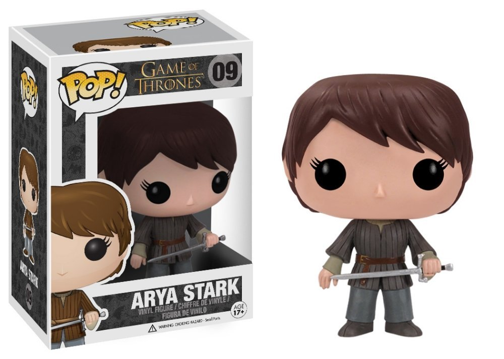 Pop! Television: Game of Thrones - Arya Stark Vinly Figure 10 cm