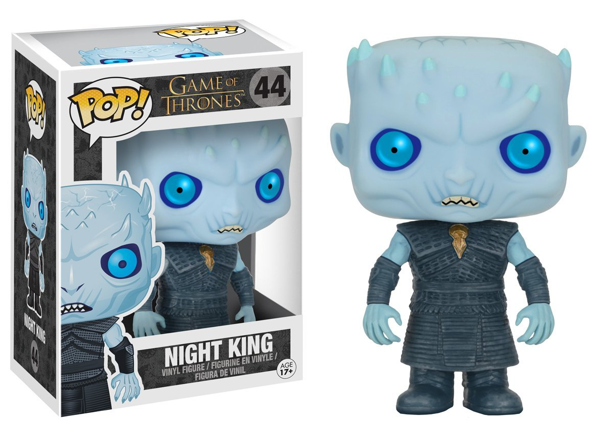 Pop! Television: Game of Thrones Night King Vinly Figure 10 cm