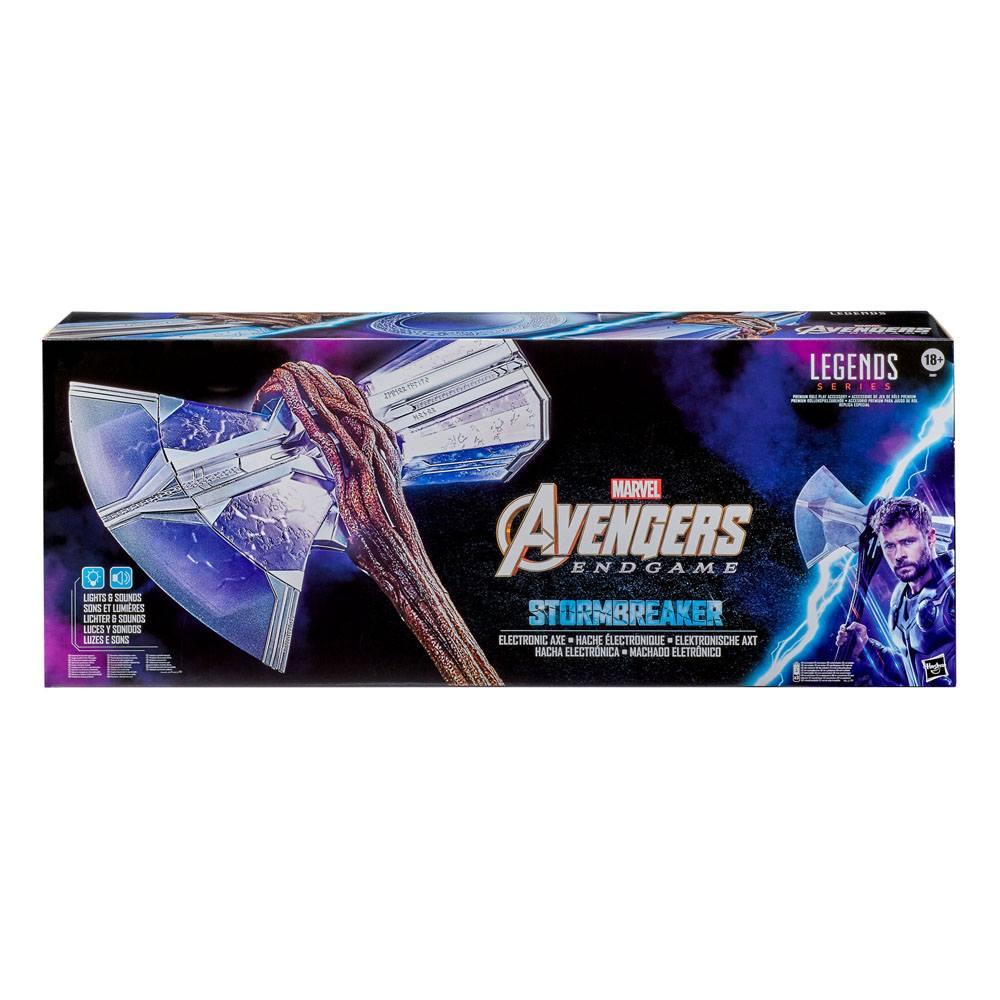 Marvel Legends Electreonic Axe Thor´s Stormbreaker