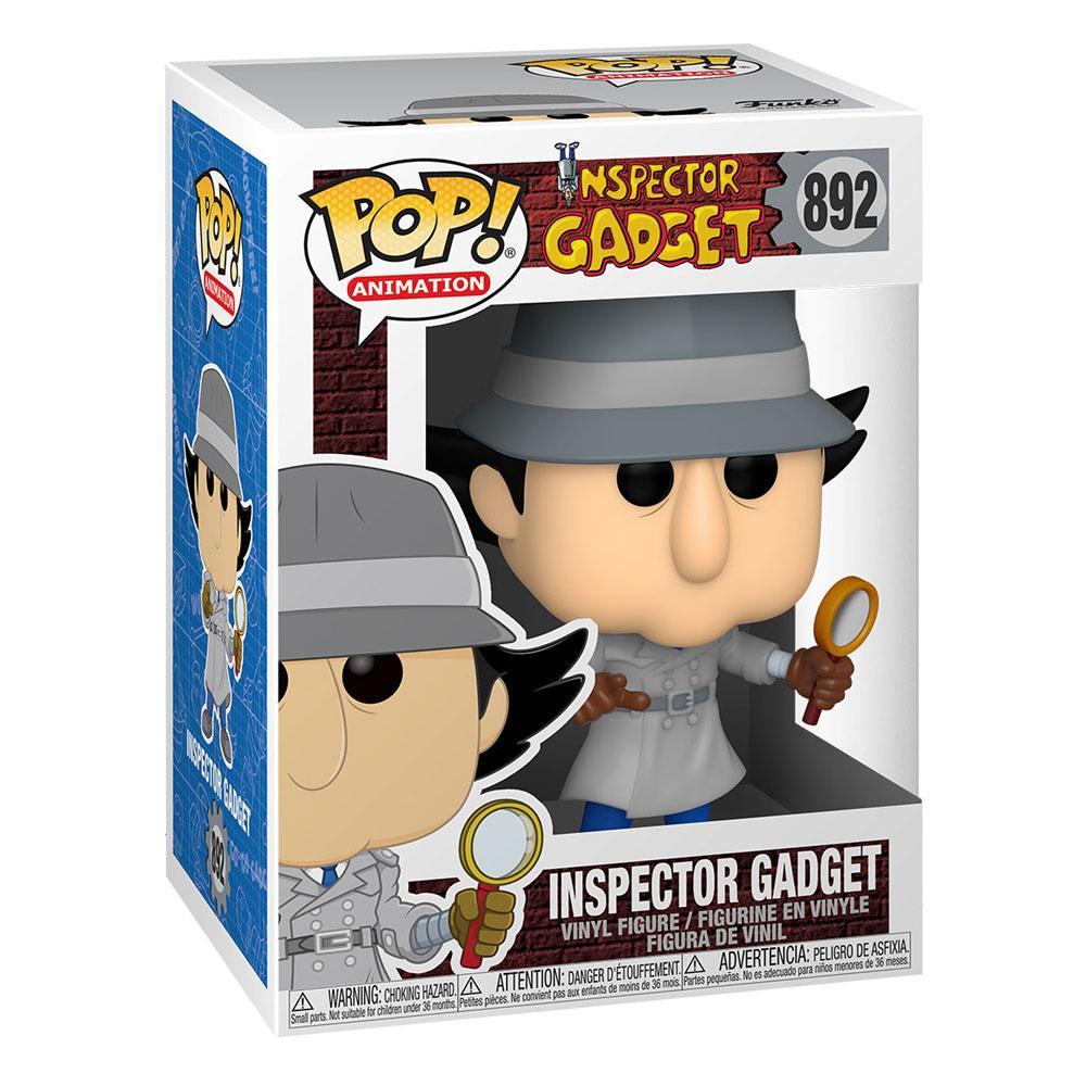 Inspector Gadget POP! Animation Figures Inspector Gadget 9 cm