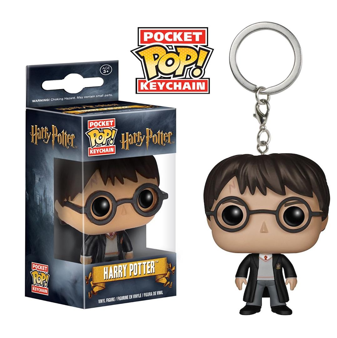Pocket Pop! Harry Potter with Glasses Vinly Figure
