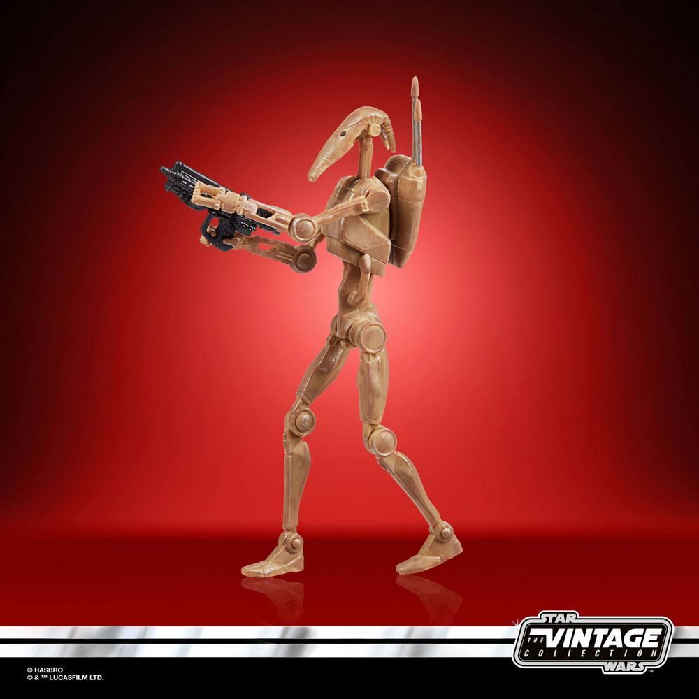 Star Wars Vintage Collection Action Figure Battle Droid (Episode I) 10 cm