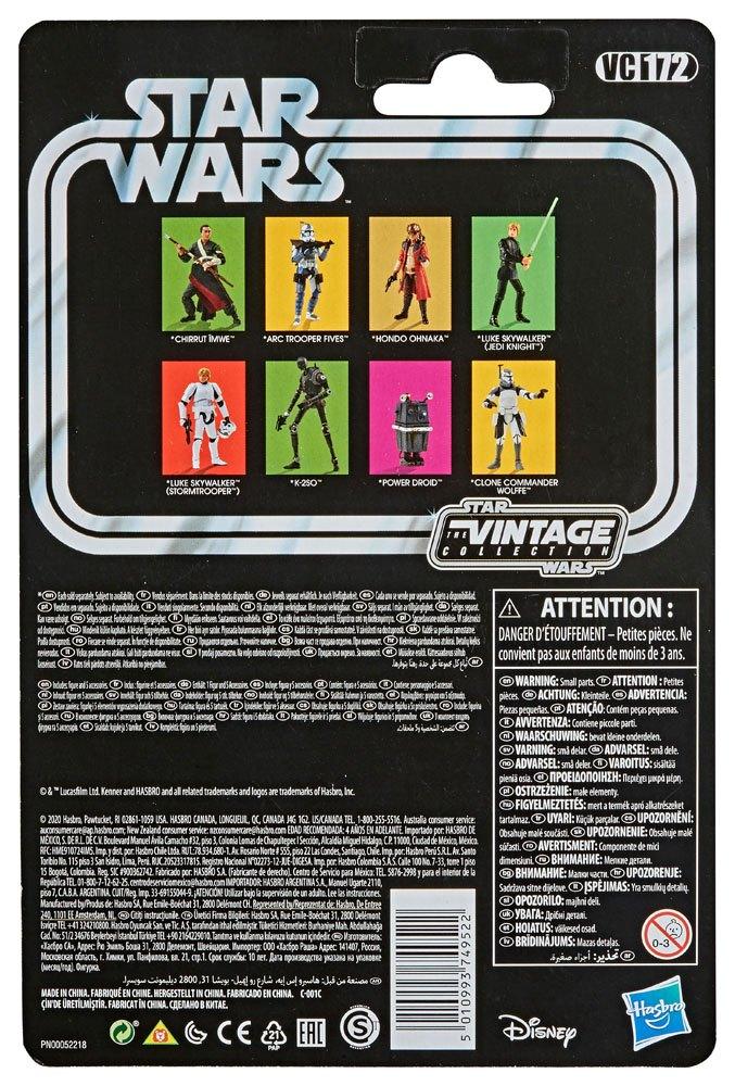 Star Wars Vintage Collection Action Figure Chirrut Îmwe (Rogue One) 10 cm