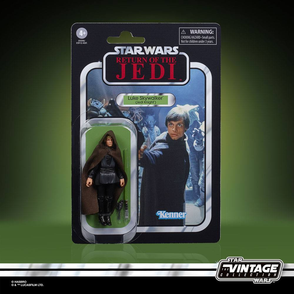 Star Wars Vintage Collection AF Luke Skywalker (Jedi Knight) (Episode VI)