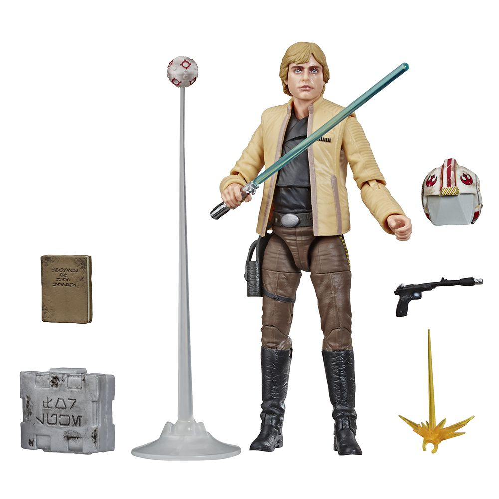 Star Wars Luke Skywalker (Skywalker Strikes) Convention Exclusive