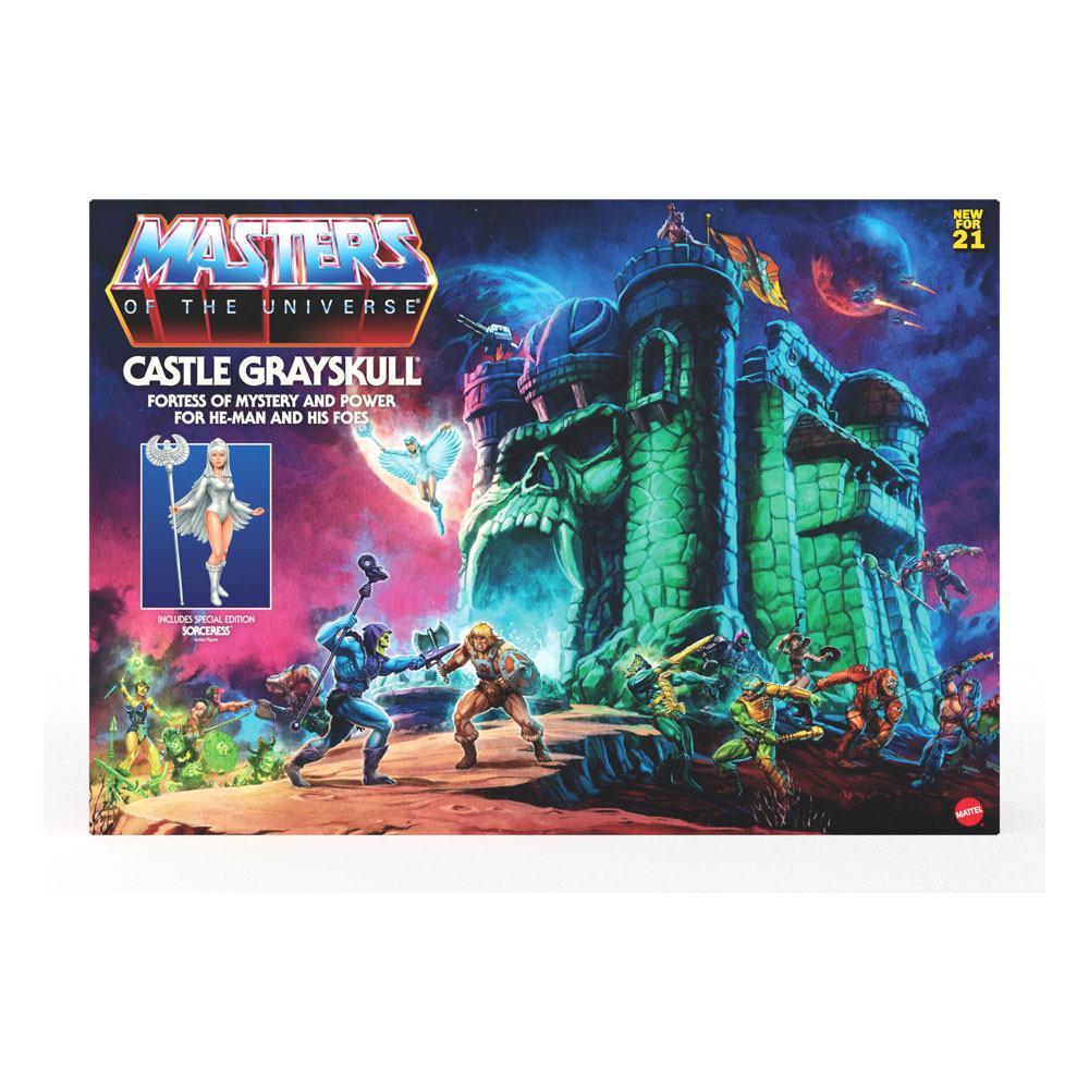 Masters of the Universe Origins 2021 Castle Grayskull