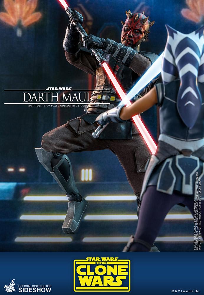 Star Wars: The Clone Wars - Darth Maul 1:6 Scale Figure