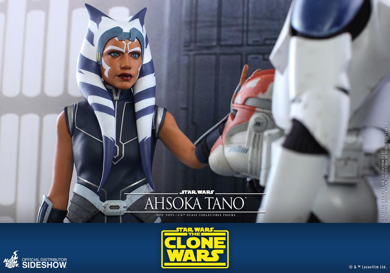 Star Wars: The Clone Wars - Ahsoka Tano 1:6 Scale Figure
