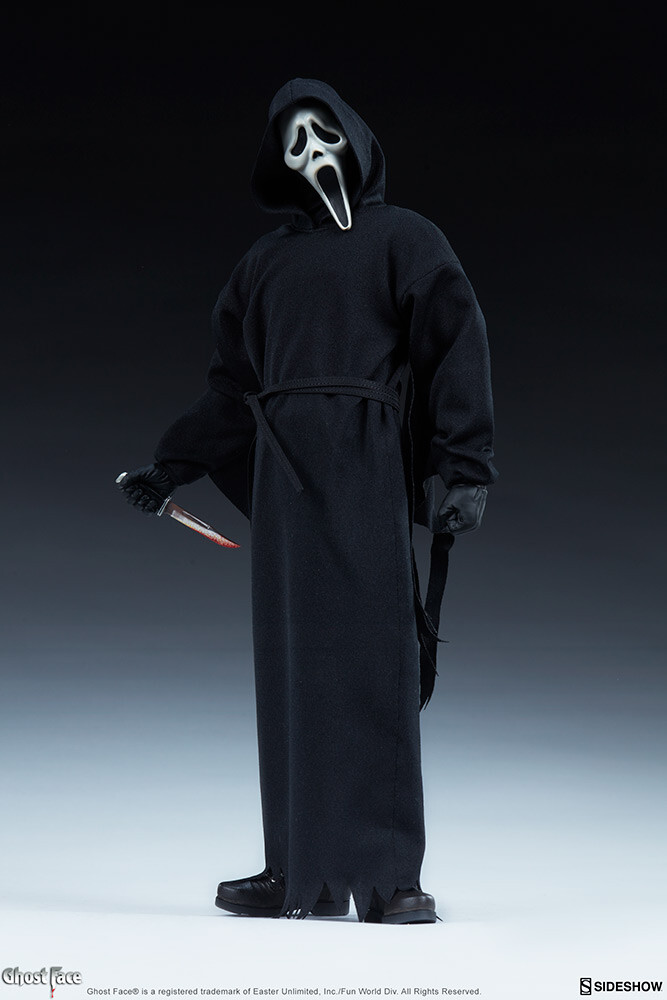 Scream: Ghostface 1:6 Scale Figure