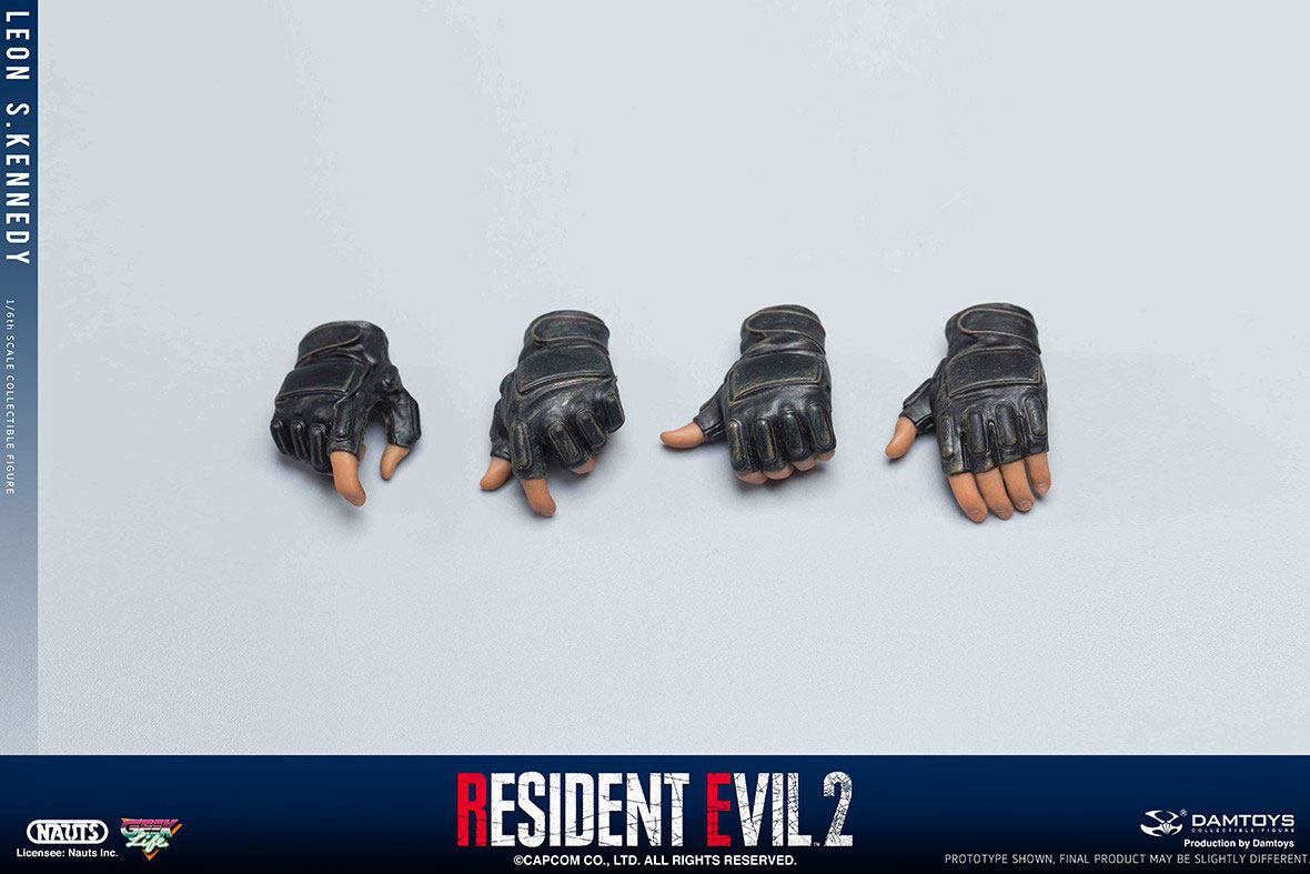 Resident Evil 2: Leon S. Kennedy 1:6 Scale Figure