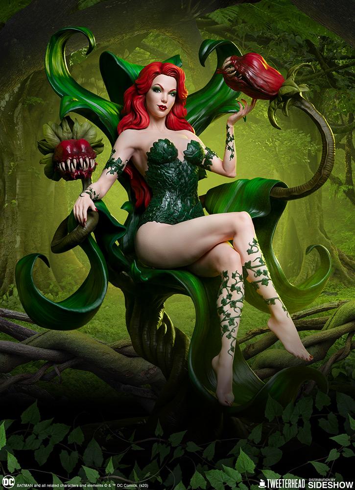 DC Comics: Poison Ivy Maquette