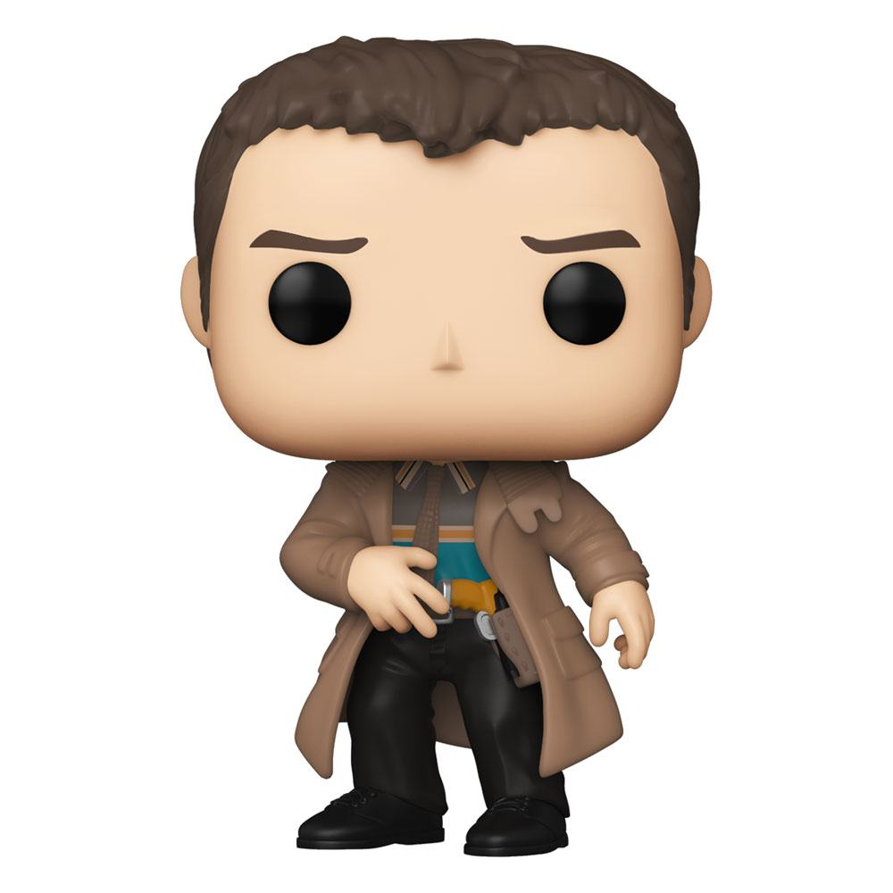 Blade Runner POP! Movies Vinyl Figure Rick Deckard 9 cm