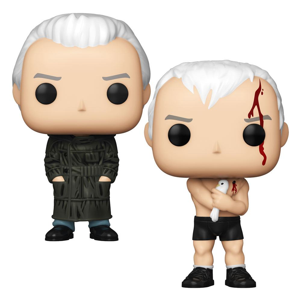 Blade Runner POP! Movies Vinyl Figure Roy Batty 9 cm + Chase 9 cm