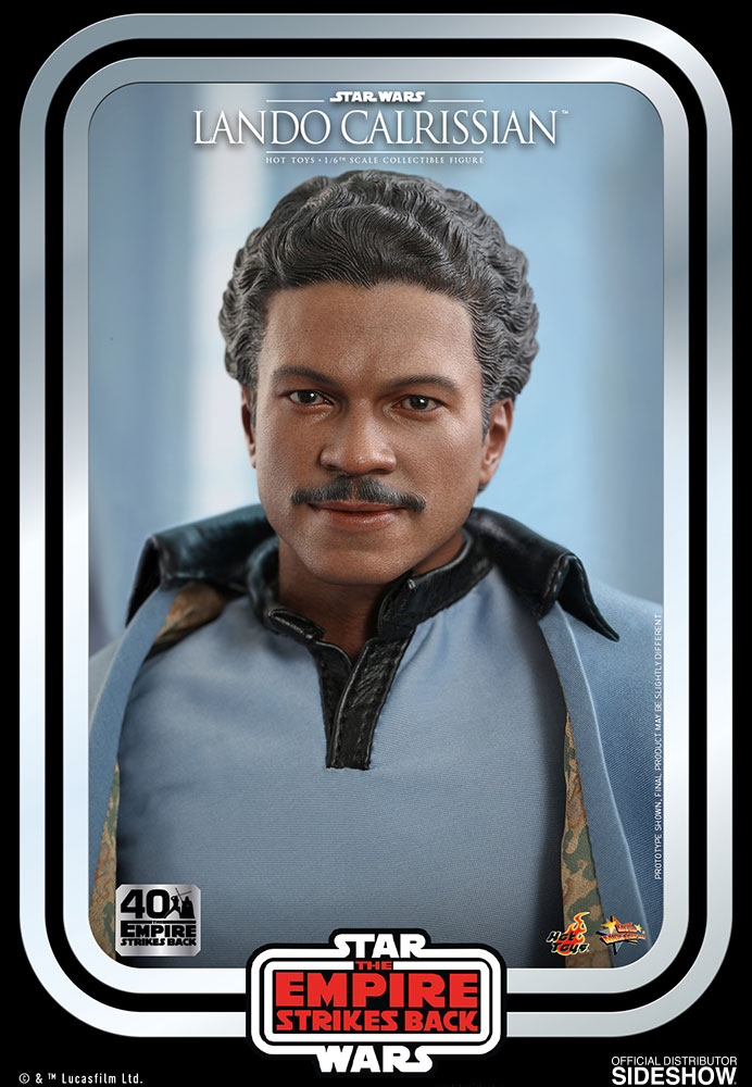 Star Wars: The Empire Strikes Back - Lando Calrissian 1:6 Scale Figure