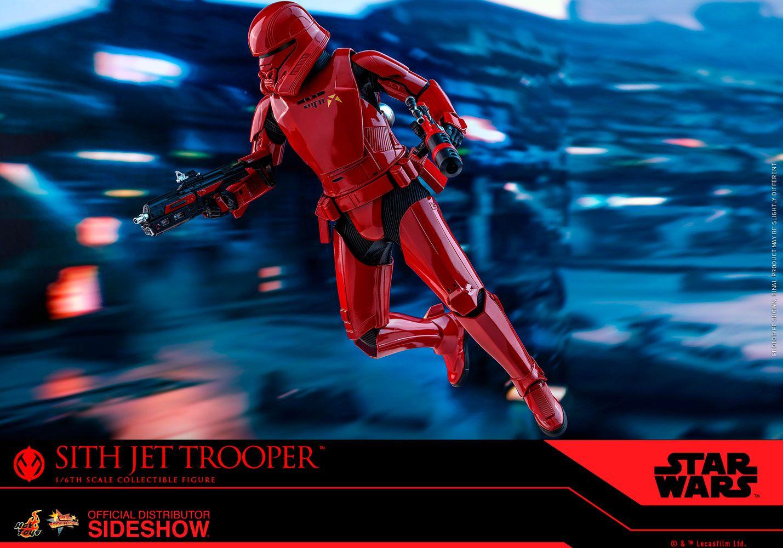 Star Wars: The Rise of Skywalker - Sith Jet Trooper 1:6 Scale Figure