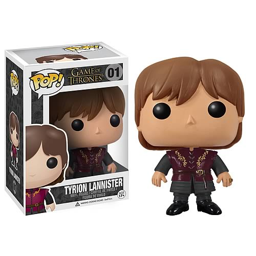 Pop! TV: Game of Thrones - Tyrion Vinyl Figure 10 cm