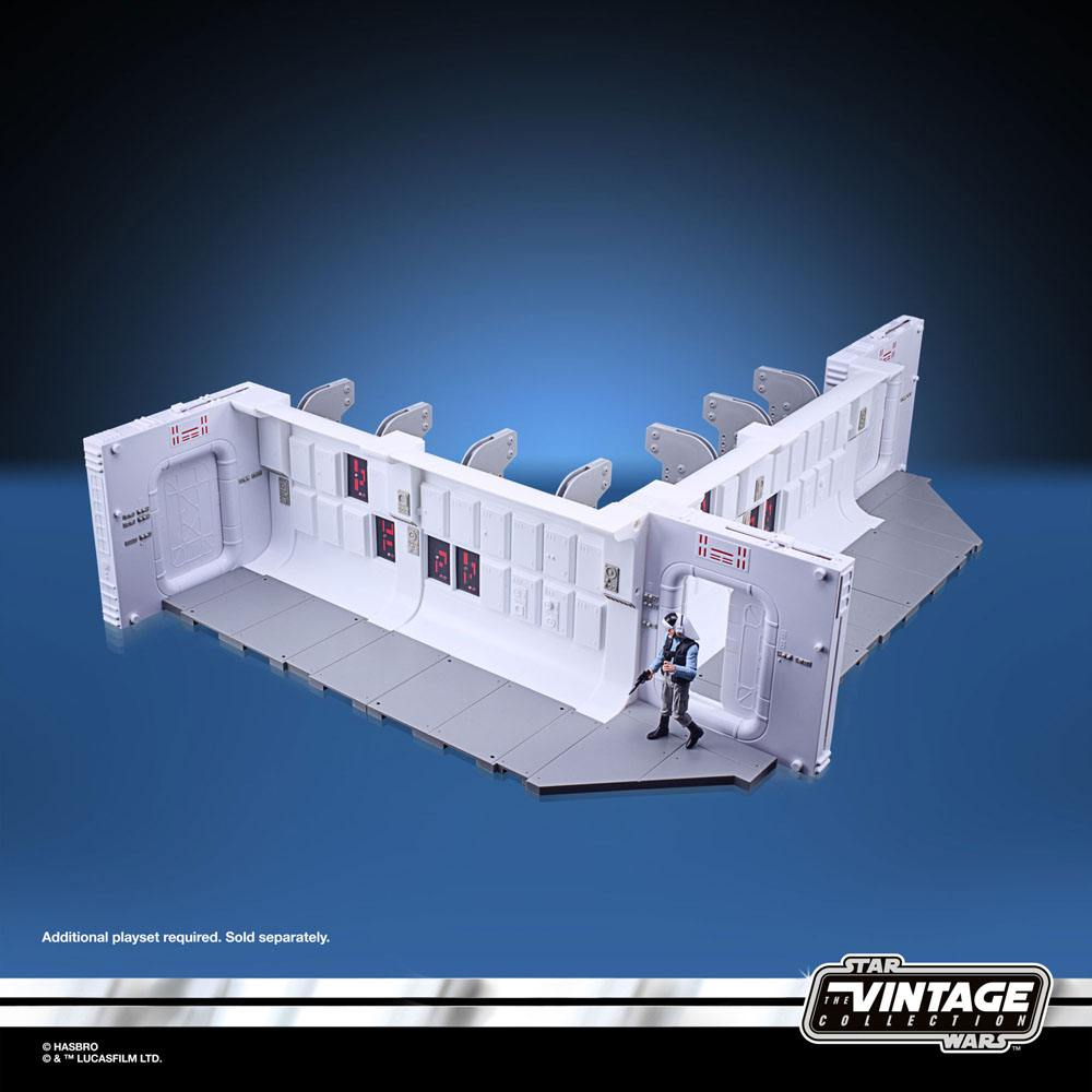 Star Wars Episode V Vintage Collection Tantive IV Hallway with Rebel Fleet