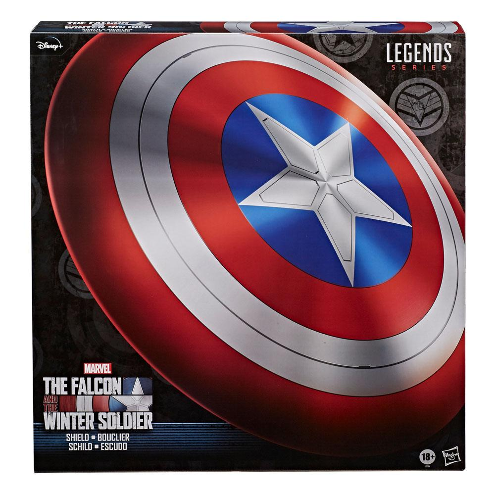 The Falcon and The Winter Solder Marvel Legends Premium Role-Play Shield