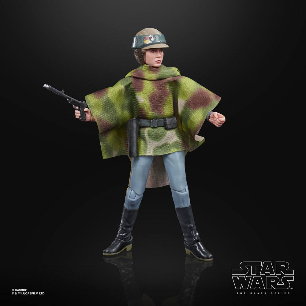 Star Wars Black Series Action Figure Princess Leia Organa (Endor) 15 cm