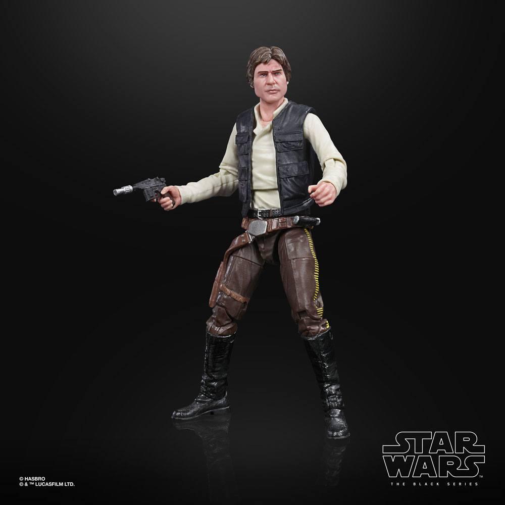 Star Wars Black Series Action Figure Han Solo (Endor) (Episode VI) 15 cm