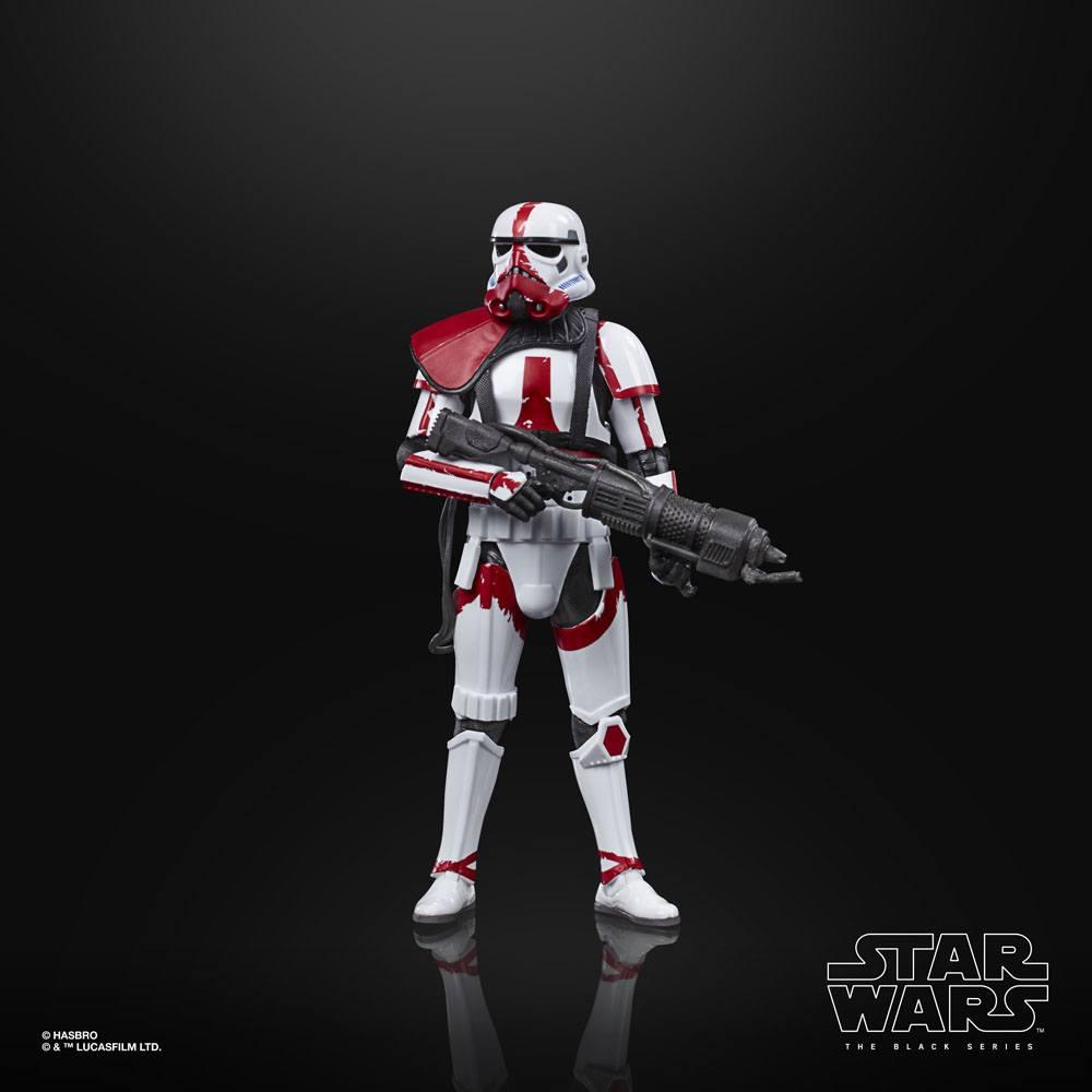 Star Wars Black Series Action Figures Incinerator Trooper (The Mandalorian)