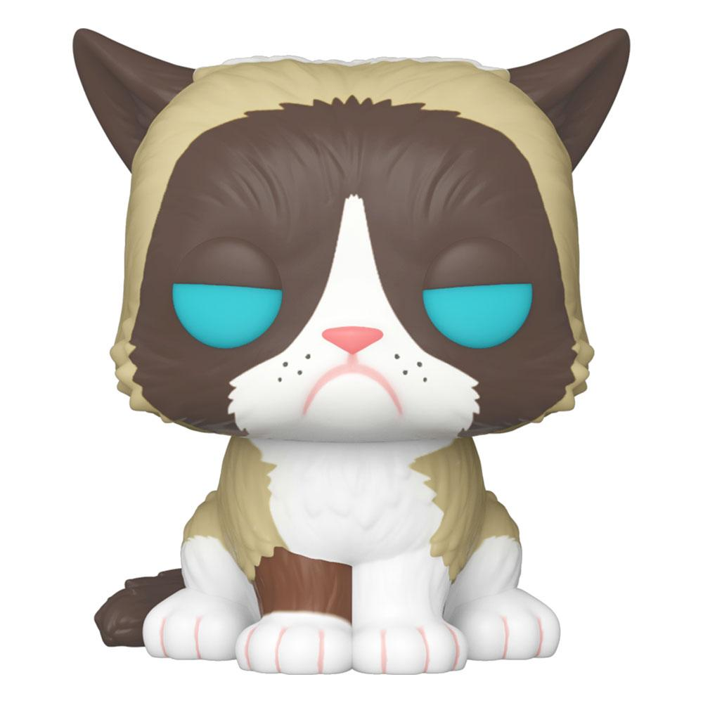 Grumpy Cat POP! Icons Vinyl Figure Grumpy Cat 9 cm