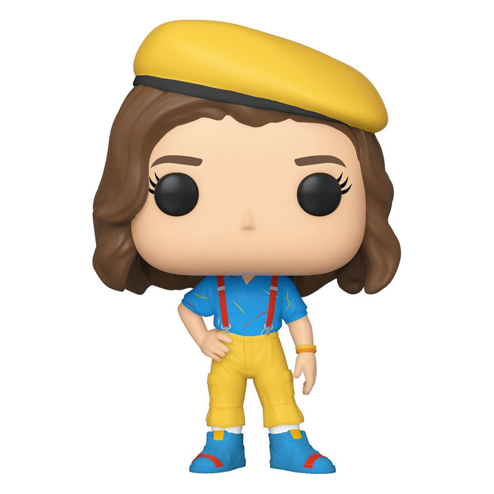 Stranger Things POP! TV Vinyl Figure Eleven in Yellow Outfit 9 cm