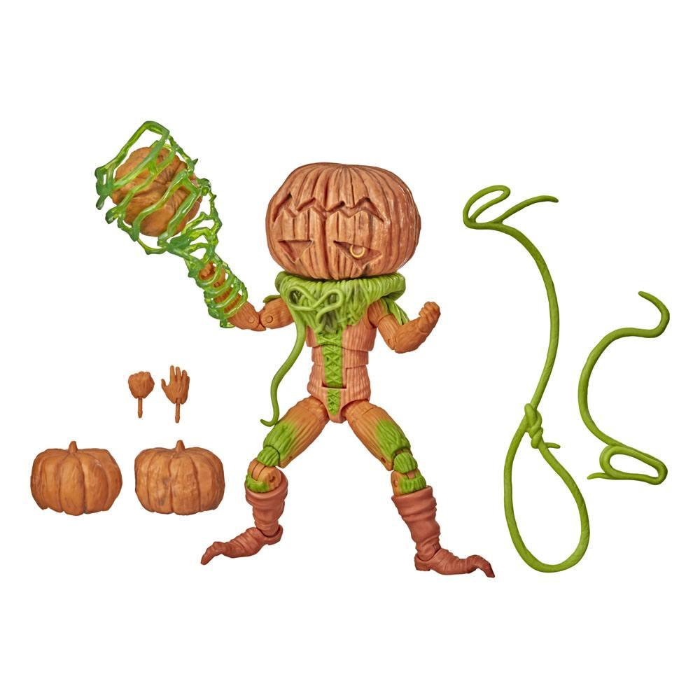 Power Rangers Lightning Collection Monsters AF Pumpkin Rapper 20 cm