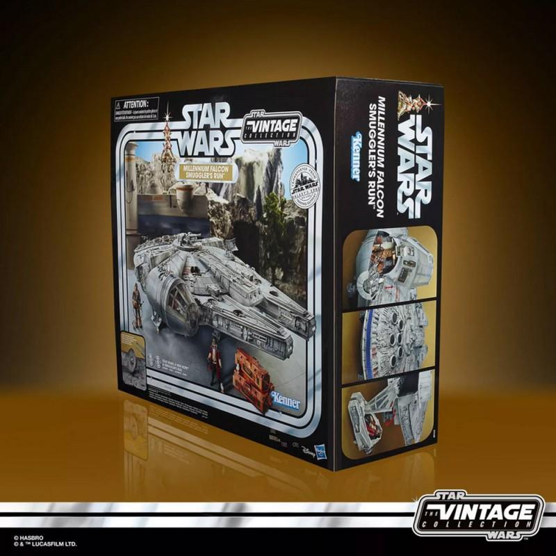 Star Wars Vintage Millenium Falcon Smuggler's Run Galaxy's Edge