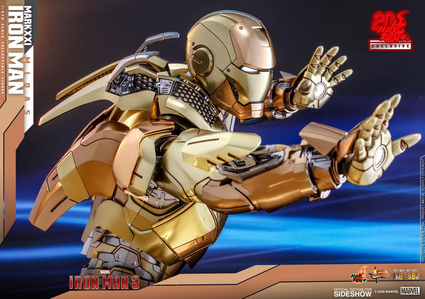 Iron Man Mark XXI (Midas) Scale 1:6
