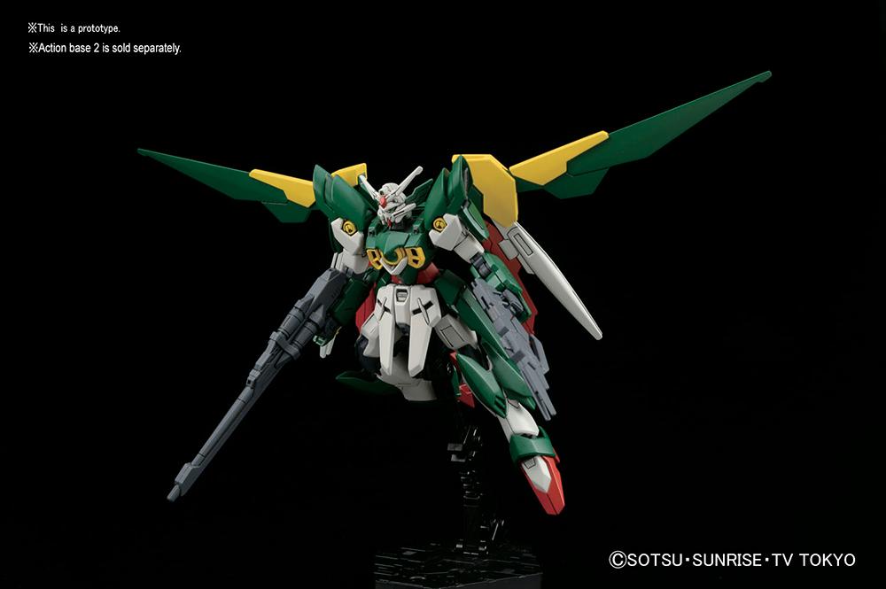HGBF High Grade Gundam Fenice Rinascita 1/144