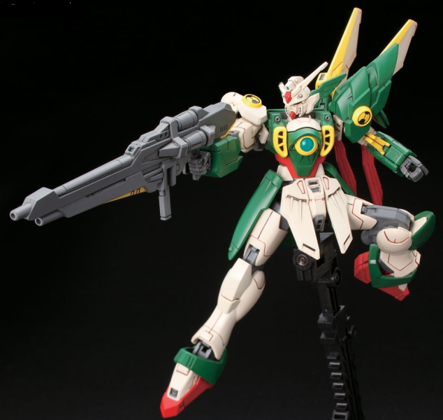 HGBF High Grade Gundam Wing Fenice 1/144