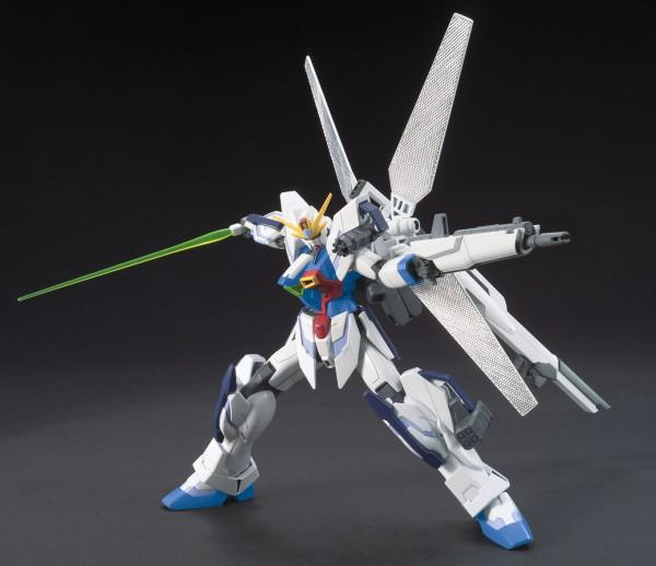 HGBF High Grade Gundam X Maou 1/144