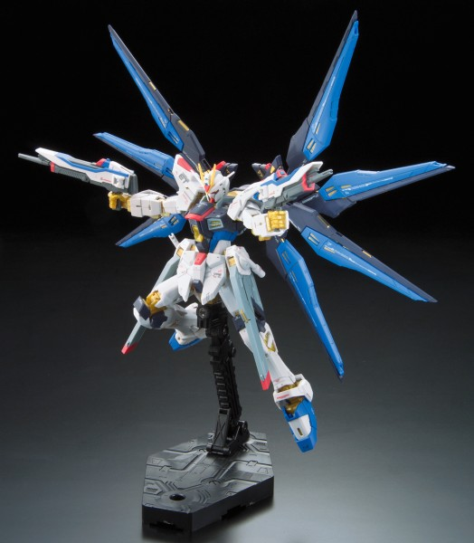 RG Real Grade Gundam Strike Freedom ZGMF-X20A 1/144