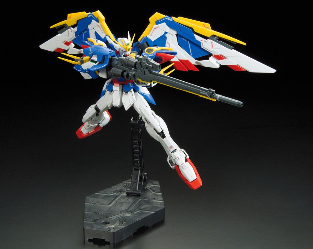 RG Real Grade Gundam Wing XXXG-01W EW 1/144