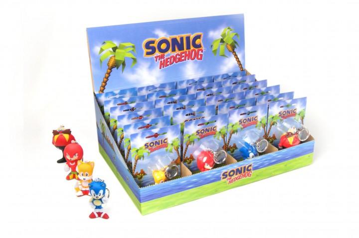Porta-Chaves Anti Stress Sonic