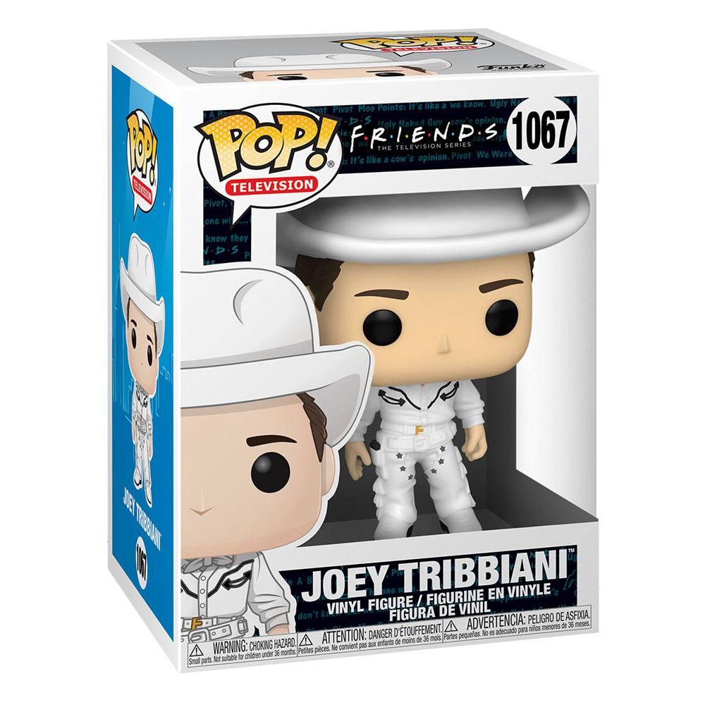 Friends POP! TV Vinyl Figure Cowboy Joey 9 cm