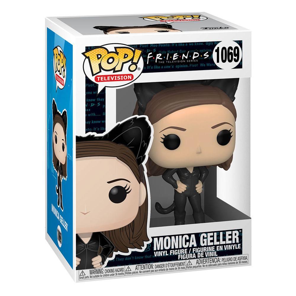 Friends POP! TV Vinyl Figure Monica as Catwoman 9 cm