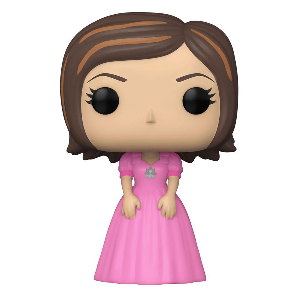 Friends POP! TV Vinyl Figure Rachel in Pink Dress 9 cm
