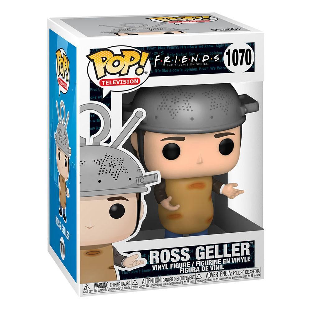 Friends POP! TV Vinyl Figure Ross as Sputnik 9 cm