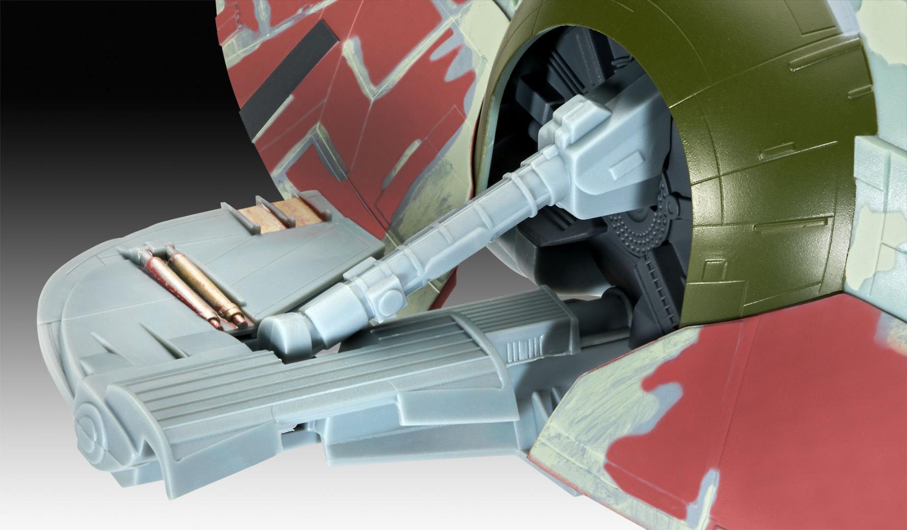 Revell Model Set Star Wars Slave I-40th Anniversary Scale 1:88