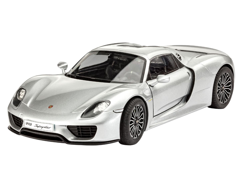 Revell Model Set Porsche Gift Set 1:24