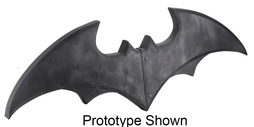 DC Comics Oversized Replica Batman's Batarang (Foam Rubber/Latex) 122 cm