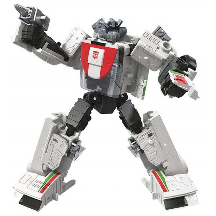Transformers Earthrise War For Cybertron Wheeljack Action Figure 13 cm