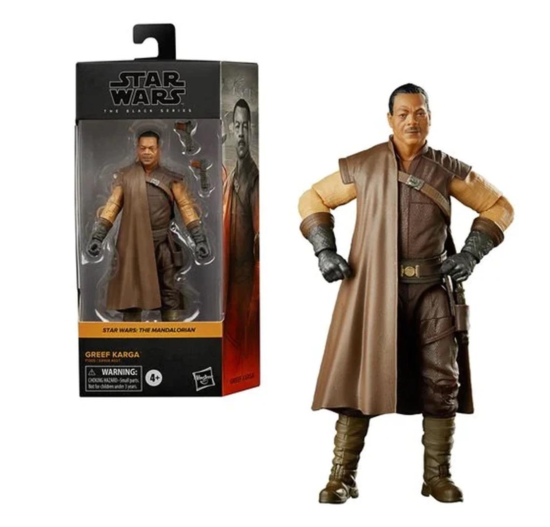 Star Wars Mandalorian The Black Series Greef Karga Action Figure 15 cm