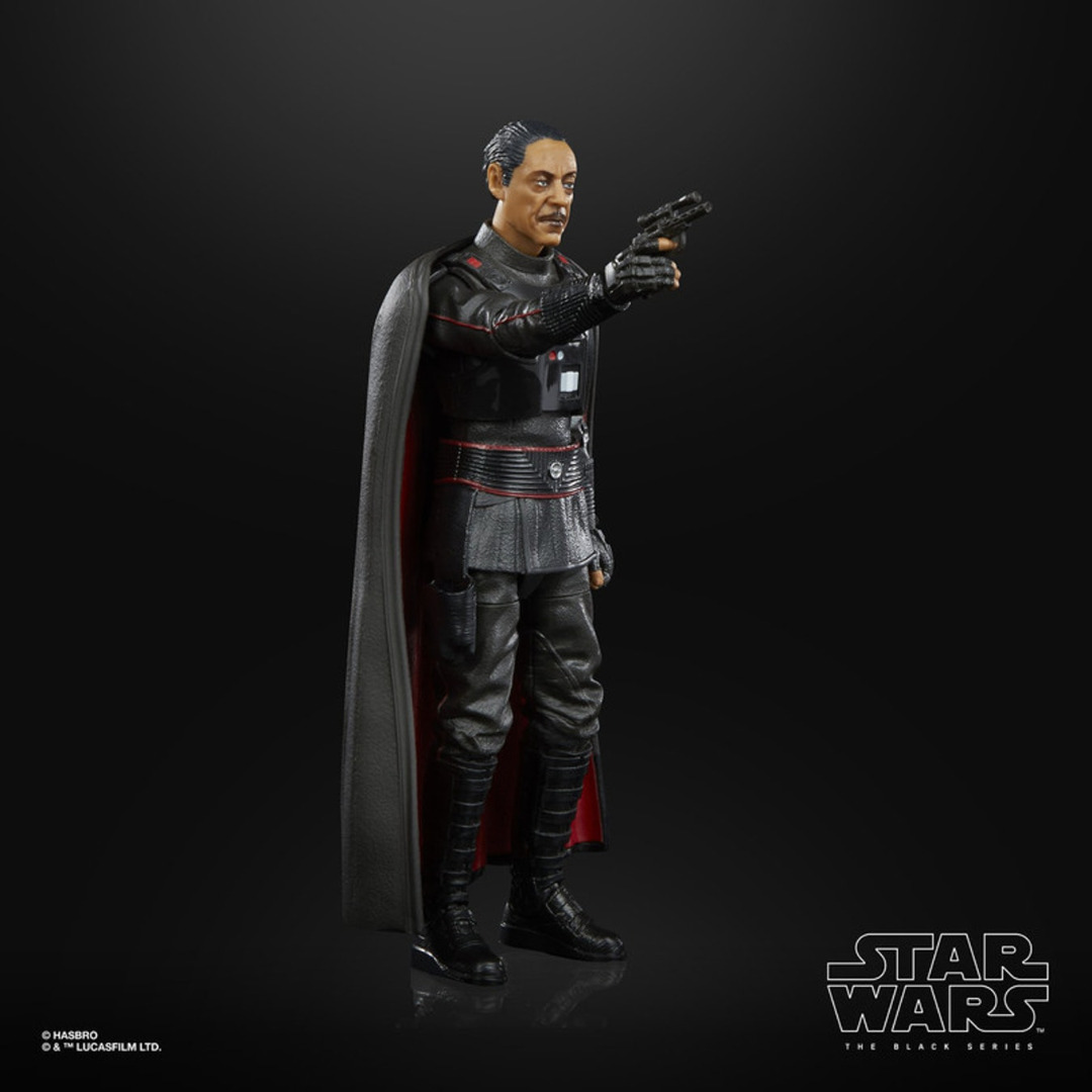 Star Wars The Black Series Moff Gideon Action Figure 15 cm