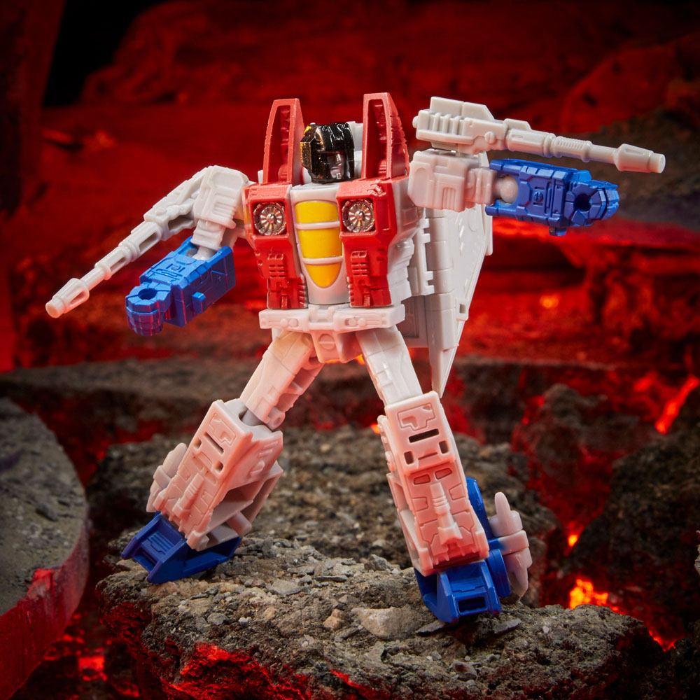 Transformers Generations War for Cybertron: Kingdom Starscream AF 9 cm