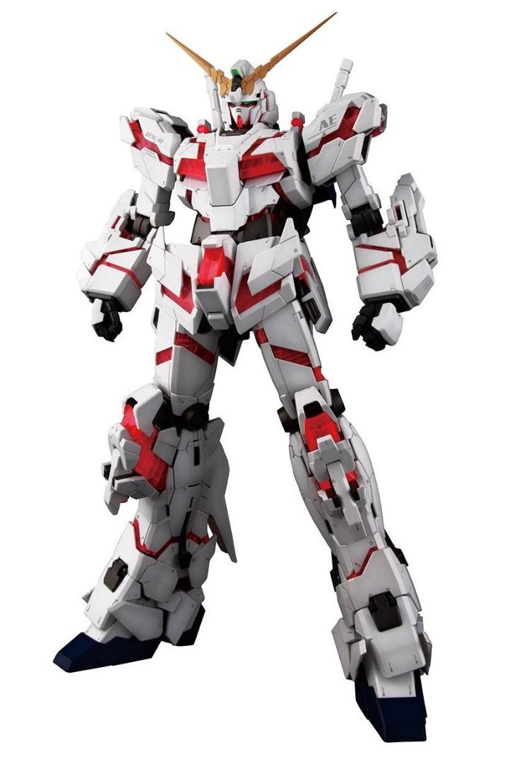 Gundam: Perfect Grade - RX-0 Unicorn Gundam 1:60 Scale Model Kit