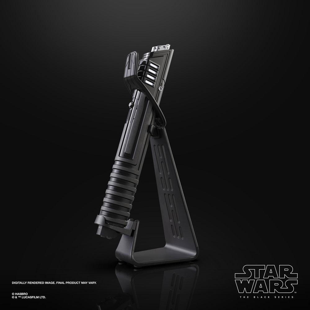 Star Wars Replica 1/1 Force FX Elite Lightsaber Mandalorian Darksaber